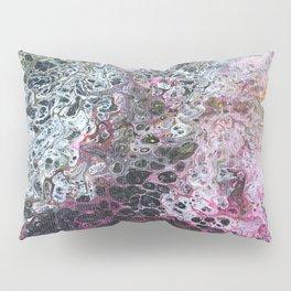 Acrylic pour 2 Pillow Sham