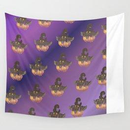 Pumpkaboo Wall Tapestry