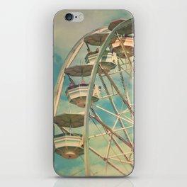 Ferris wheel 1 iPhone Skin