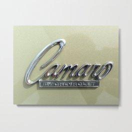 Camero Metal Print