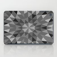 gray pattern iPad Cases featuring Gray Pattern by 2sweet4words Designs