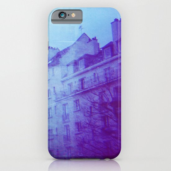 Chateau & Flowers iPhone & iPod Case