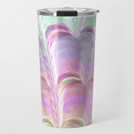 Pastel Fan Travel Mug