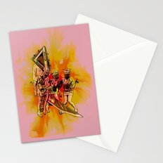 Silent Thrill Stationery Cards