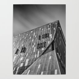 Modern architecture in NYC Poster