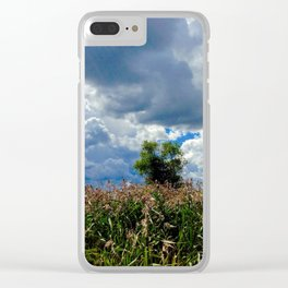 Still Movement Clear iPhone Case