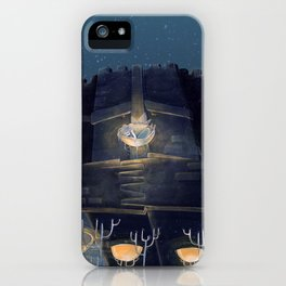 A Faithful Treasure iPhone Case
