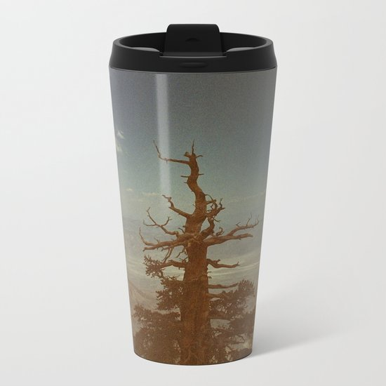 From Way Up Here Metal Travel Mug