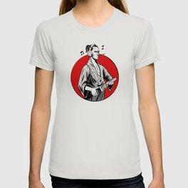 Music and war T-shirt