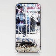 Through it all iPhone & iPod Skin