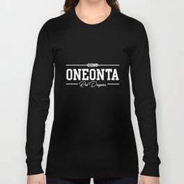 SUNY Oneonta NCAA oneonta red dragons teacher T-Shirts Long Sleeve T-shirt