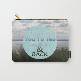 Beach And Back Carry-All Pouch