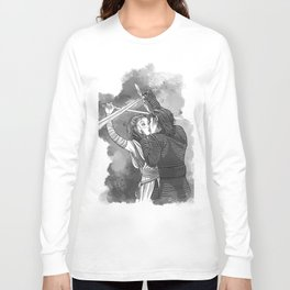 Sparring Kiss Long Sleeve T-shirt