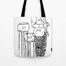 Look at my Fish Tote Bag