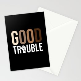 John Lewis, Good Trouble Stationery Cards
