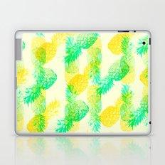 Summer Pineapples Laptop & iPad Skin