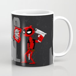 DeadpoolBang Coffee Mug