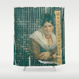Wichita Shower Curtain