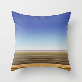 Scottsdale Arizona Seventeen Throw Pillow