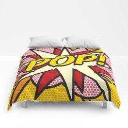 Comic Book POP! Comforters