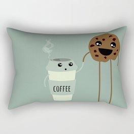COFFEE & COOKIE Rectangular Pillow