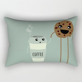 COFFEE & COOKIE Rectangular Pillow
