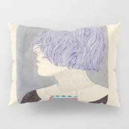 Wet Hair Pillow Sham