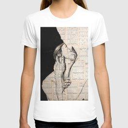 Pretty love T-shirt