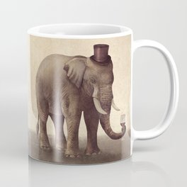 A Fine Vintage Coffee Mug