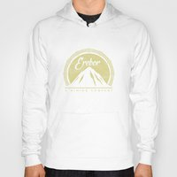aragorn Hoodies featuring Erebor mining company by Nxolab