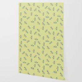 Dragonfly Frenzy Wallpaper