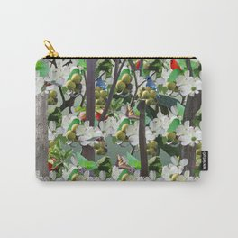 Morganton Mural Carry-All Pouch
