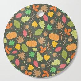Thanksgiving pattern Cutting Board