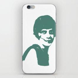 Maxine iPhone Skin