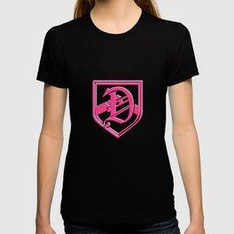 Super-Femme DALTON ACADEMY Logo T-shirt