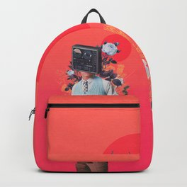 Phonohead Backpack