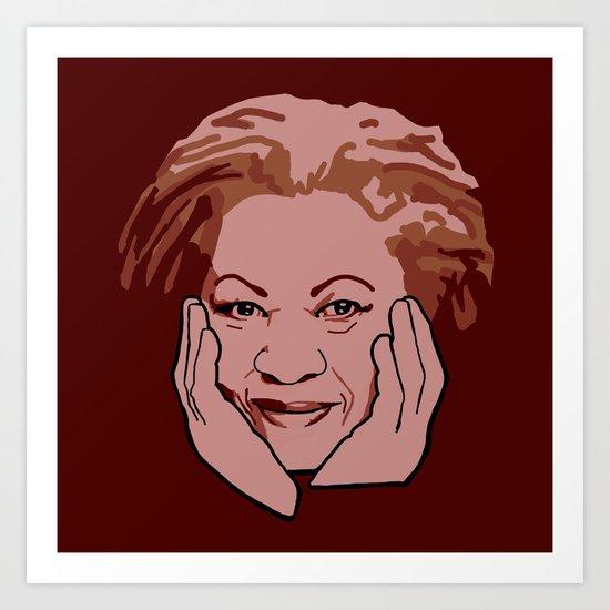 Toni Morrison by savant5
