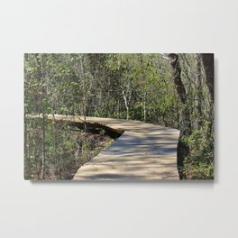 Explore Nature Metal Print