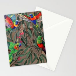 Birds of Paradise. Stationery Cards