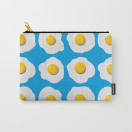 Fried Egg Clouds Carry-All Pouch