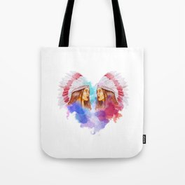 Melody the Chief Tote Bag