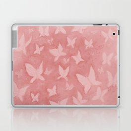 Blushing Butterflies Laptop & iPad Skin