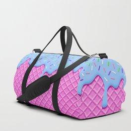 Psychedelic Ice Cream Duffle Bag