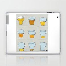 Beer diary. Laptop & iPad Skin