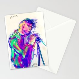 Circa Survive Stationery Cards