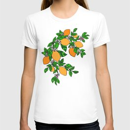 Floral and Zest T-shirt