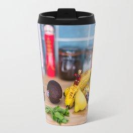 Avenger - Fruit Wars  Travel Mug