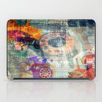 telephone iPad Cases featuring Telephone by Arken25