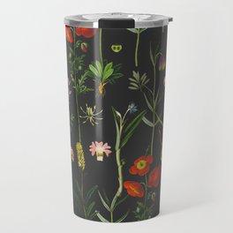 Exquisite Botanical Travel Mug
