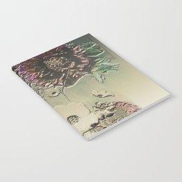 Metallic Botany Notebook